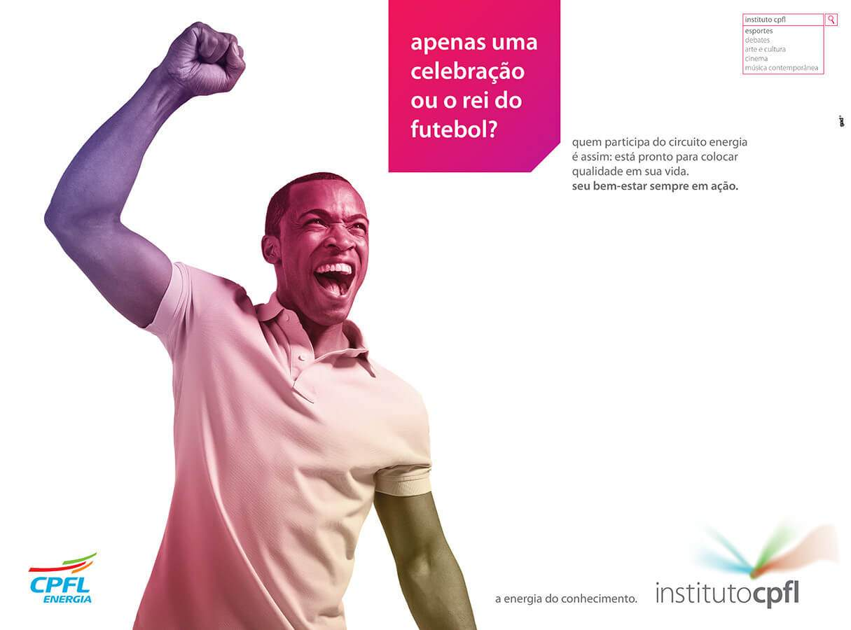 Campanha Institucional de endomarketing
