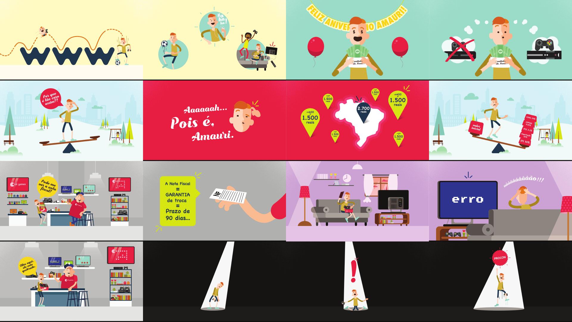 Animação para Empresas